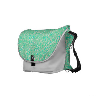 Cool Waters -2 Messenger Bag (Med)
