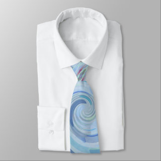Cool Waters Neck Tie
