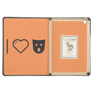 Cool Wearing Mask Case For iPad Air