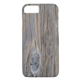 Cool weathered wood iPhone 7 case