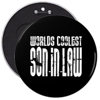 Cool Weddings Birthdays Worlds Coolest Son in Law Pins