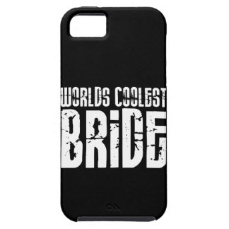 Cool Weddings Bridal Showers Worlds Coolest Bride iPhone 5 Cases