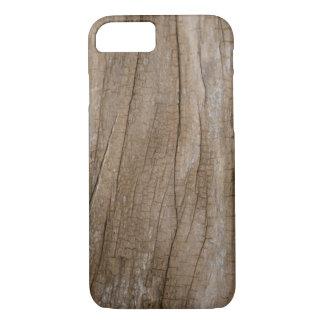 cool western rustic brown wood woodgrain iPhone 7 case
