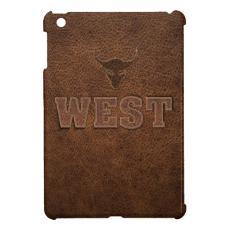 Cool Western Text - Customize It iPad Mini Cover