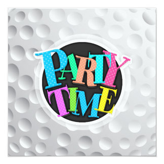 Cool White Golf Ball Texture, Golfer Personalized Announcement
