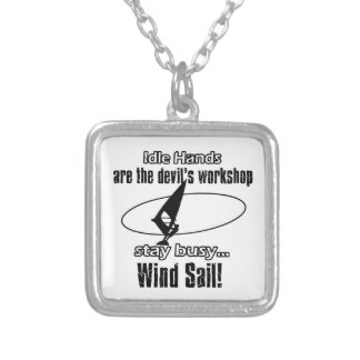 Cool wind sail  designs pendants