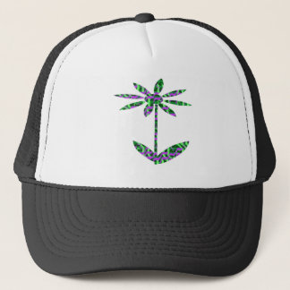 COOL with Nature - Spring, Tree, Leaf n Flowers Trucker Hat