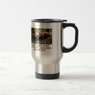 cool Wolverine designs Travel Mug