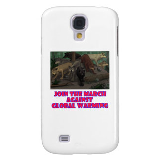 cool Wolves designs Galaxy S4 Cover