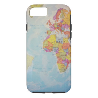 Cool World Map iPhone 8/7 Case
