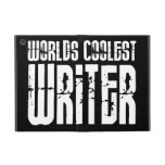 Cool Writers : Worlds Coolest Writer iPad Mini Cases