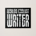 Cool Writers : Worlds Coolest Writer Puzzle