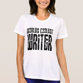 Cool Writers : Worlds Coolest Writer T-shirt