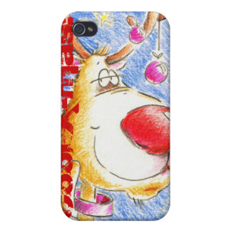 Cool X-mas iPhone 4/4S Cover