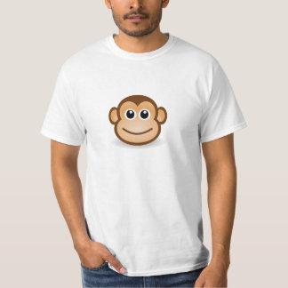 Cool XL Monkey Tee T-Shirt Online Design Idea
