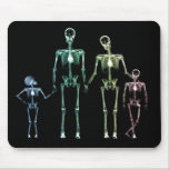 cool, xray, skeleton, mouse, pad, goth, crazy,