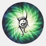 Cool Yin Yang Stickers