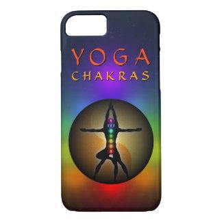 Cool Yoga Chakras Yin Yang Balance Masculine Slim iPhone 8/7 Case