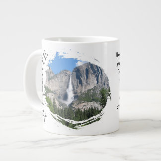 Cool Yosemite Jumbo Mug! Giant Coffee Mug