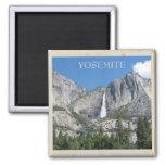 Cool Yosemite Magnet!
