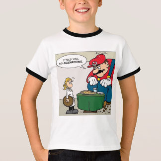 cool youth m sized T-shirt