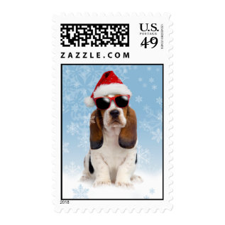 Cool Yule Postage at Zazzle