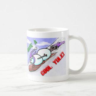 Cool Yule Snowman Mug
