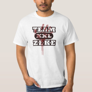 Cool Zeke the Zombie Athletic design T-Shirt