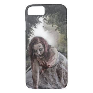 Cool Zombie Girl iPhone 8/7 Case
