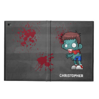 Cool Zombie Guy Seeking Brains Powis iPad Air 2 Case