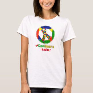 CoolBeans Autism Teacher Women's Nano T-Shirt