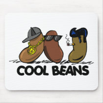 CoolBeans Mouse Pad