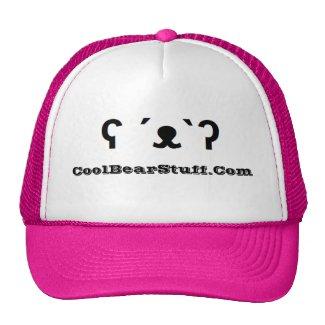 CoolBearStuff.com Mesh Hat