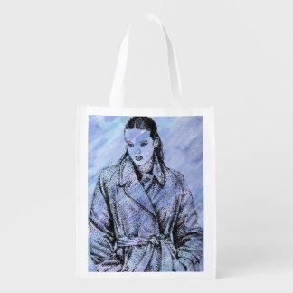 coold dismissal reusable grocery bag
