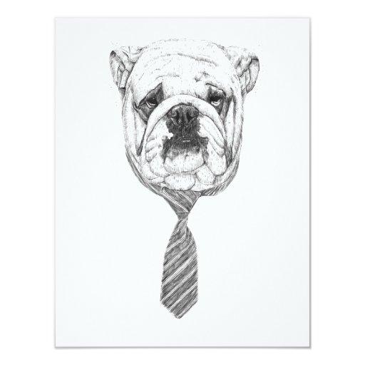 """cooldog invitación 4.25"""" x 5.5"""""""