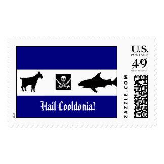 Cooldonian Stamp
