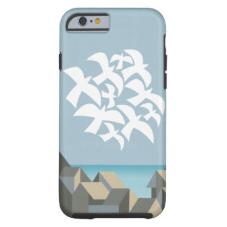 Cooler at the Shore iPhone 6/6S Tough Case