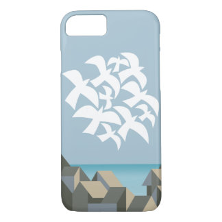 Cooler at the Shore iPhone 7 Barely There Case