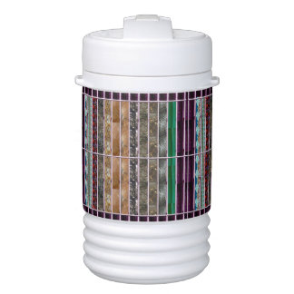 Cooler Graphic Stone Marble Rare Earth Pattern fun