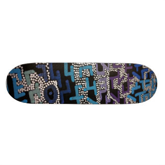 Cooler Skateboard