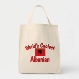 Coolest Albanian Tote Bag