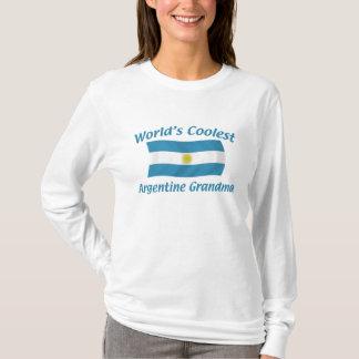 Coolest Argentine Grandma T-Shirt