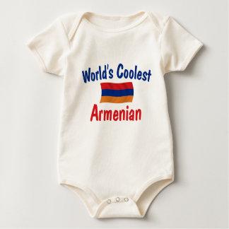 Coolest Armenian Baby Bodysuit