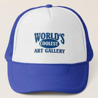 Coolest Art Gallery Trucker Hat