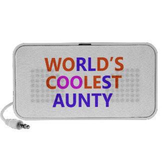 coolest aunt y speaker