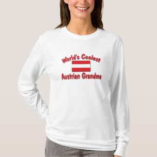 Coolest Austrian Grandma T-Shirt