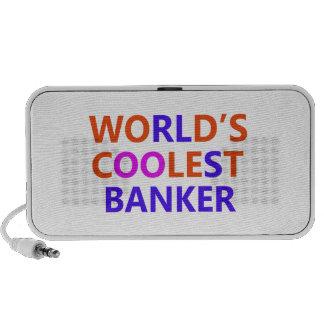 coolest banker portable speaker