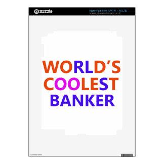 coolest banker skin for iPad 3
