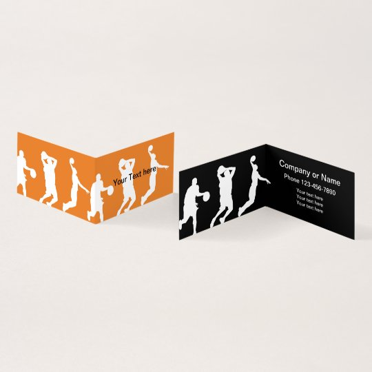 Coolest basketball business cards zazzle coolest basketball business cards colourmoves