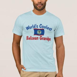 Coolest Belizean Grandpa T-Shirt